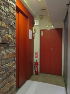 リベルテ西五反田 エレベーター