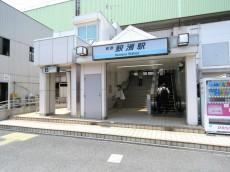 ワールドパレス大井仙台坂Ⅱ 鮫洲駅