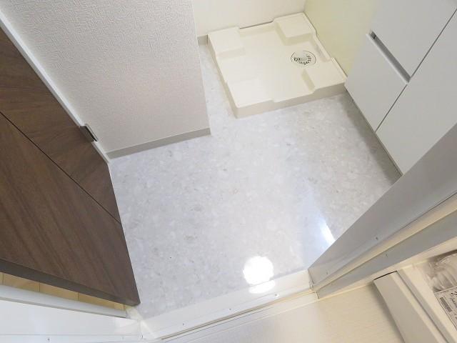 ワールドパレス大井仙台坂Ⅱ 洗面室