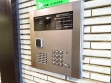島津山ヒルズ TVモニター付インターホン