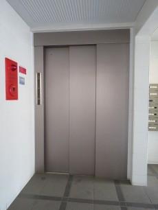 ワールドパレス大井仙台坂Ⅱ エレベーター