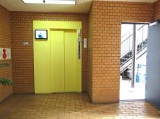 祖師谷大蔵サマリヤマンション エレベーター