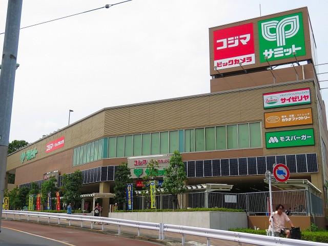 祖師谷大蔵サマリヤマンション スーパー