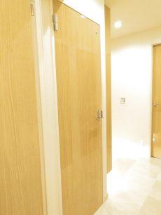 日商岩井桜新町マンション トイレ扉