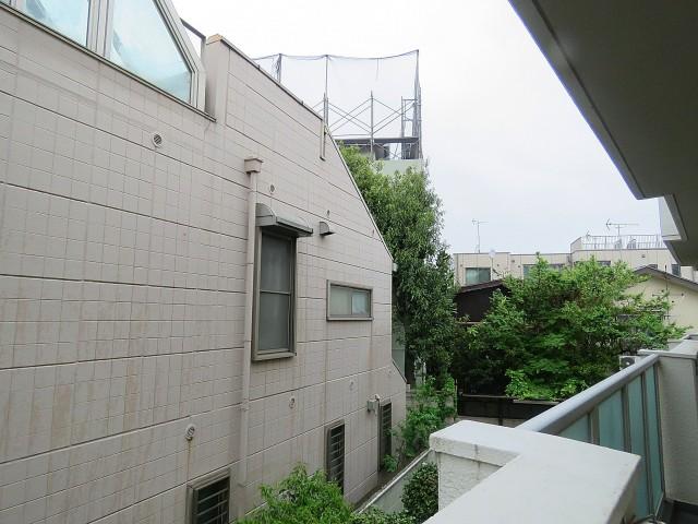 日商岩井桜新町マンション 眺望