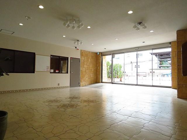 赤坂パレスマンション エントランスホール