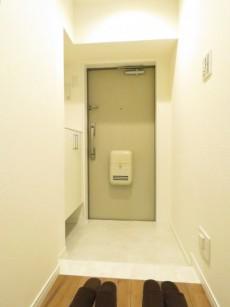 上町マンション 玄関ホール