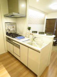 赤坂パレスマンション キッチン