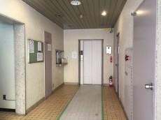 浜町パークハイツ エレベーター