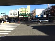 ライオンズマンション桜上水 甲州街道