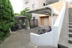 エタンセレ五反田 駐輪場