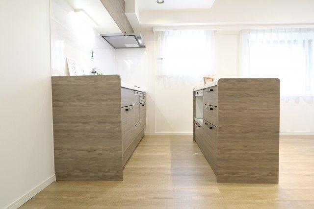 エタンセレ五反田 キッチン