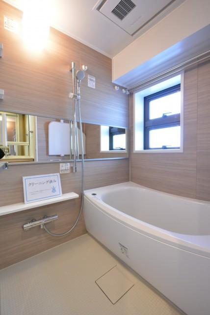 パレドール目白 浴室