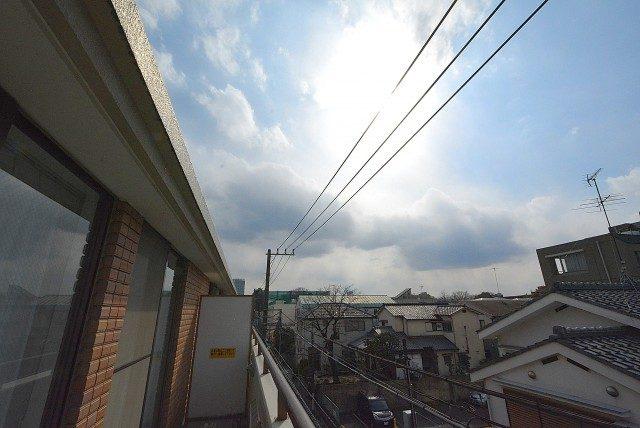 朝日瀬田マンション バルコニー