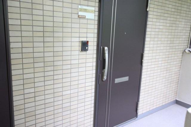 サンコート芝公園101 玄関