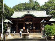秀和等々力レジデンス 玉川神社