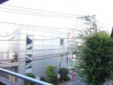 グランドメゾン目黒 8.3帖洋室のバルコニー眺望