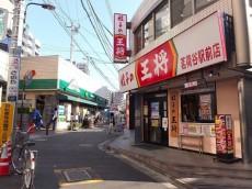 マンション小石川 スーパー