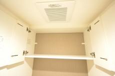 ライオンズマンション広尾第2 トイレ吊戸棚