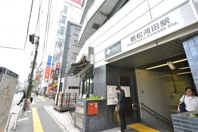 日神デュオステージ新宿若松町 駅
