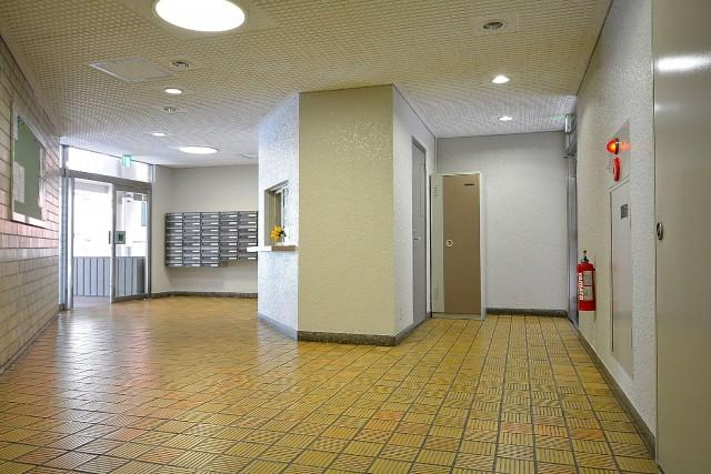 カーサ早稲田 エントランスホール