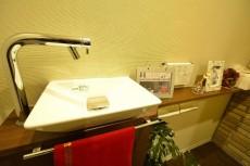 豊栄西荻マンション トイレ手洗い場