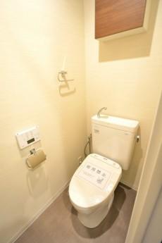 エクレールガーデン富士見ヶ丘 トイレ