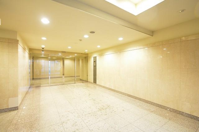 日神デュオステージ新宿若松町 エントランスホール