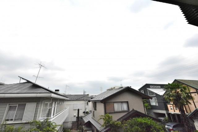 エクレールガーデン富士見ヶ丘 バルコニー