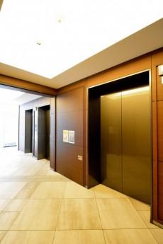 ザ・晴海レジデンス エレベーターホール