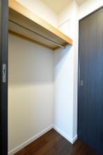 ザ・晴海レジデンス 7.0帖洋室ウォークスルークローゼット