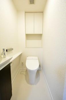 ザ・晴海レジデンス トイレ
