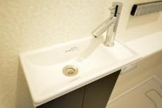 ザ・晴海レジデンス トイレ手洗い場