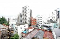 日神デュオステージ新宿若松町 DK出窓眺望