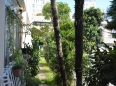 マンション目黒苑 庭