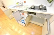 バルミー赤坂 キッチン