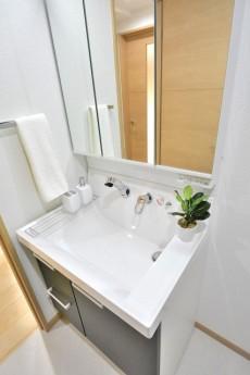 シャンピア北沢 洗面台