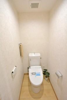 シャンピア北沢 トイレ