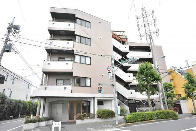 ベルハイム新高円寺 外観