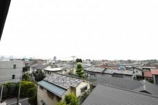 ベルハイム新高円寺 バルコニー