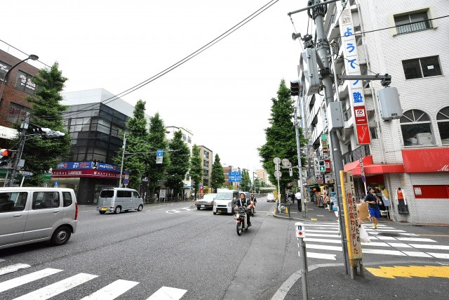 新高円寺 周辺