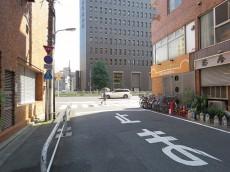 セブンスターマンション第2五反田 エントランス前道路