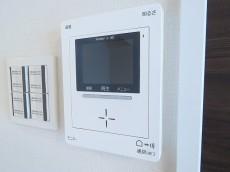 ハイネス尾山台 TVモニター付インターホン