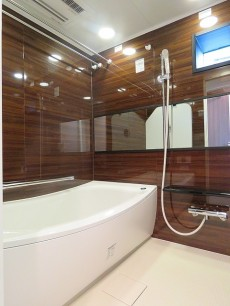 アンクレール初台 バスルーム