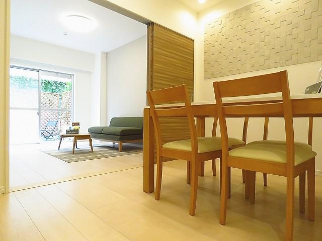 ライオンズマンション桜新町 LDK+洋室