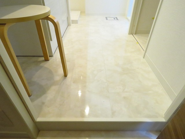 コーポ大岡山 洗面室