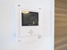 コーポ大岡山 TVモニター付きインターホン