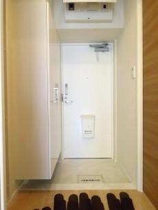 上野ロイヤルハイツ 玄関ホール