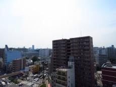 上野ロイヤルハイツ 西側眺望