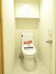 秀和等々力レジデンス ウォシュレット付きトイレ